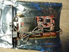 Pinnacle Systems PCTV Mini TV +pinnacle miro video pctv