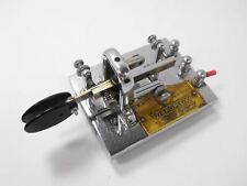 Vibroplex Vibrokeyer Deluxe for Ham Radio CW Morse Code VINTAGE 1968