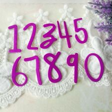 Numbers Cutting Dies Stencil DIY Scrapbooking Paper Card Embossing Craft Decor
