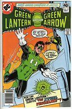 Green Lantern #121 - Green Arrow - Brief Black Canary