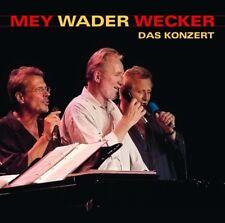 Mey, Wader, Wecker - Das Konzert, 2 Audio-CDs