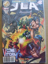 JLA Justice League n°2 1998 ed. Play Press   [SP13]