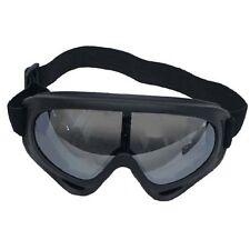 Schneebrille Arber schwarz Alpin Snowboard Brille Schneebrille Bikerbrille NEU