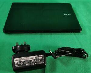 "Acer Aspire V5-123 AMD E1-2100 CPU Dual-Core 11.6"" windows 8 laptop 320gb hdd"