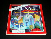TIME MAGAZINE JUNE 5 1964 ROBERT MOSES  N.Y. WORLD'S FAIR