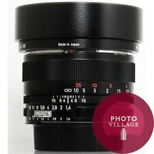 Zeiss ZF F-Mount 50mm f/1.4 Planar Black 35mm SLR Lens -- USED
