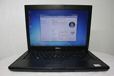 "CHEAP Laptop Dell Latitude E6400 14"" Core Duo 2GB 120GB Windows 7 Webcam GRADE A"