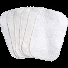 Under the Nile 6 Pack 100% Organic Egyptian Cotton Terry Baby Wipes - 134546
