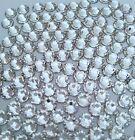 HOTFIX Crystal CLEAR Rhinestones SWAROVSKI 6ss 10ss 12ss 16ss 20ss 30ss 34ss