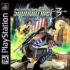 Syphon Filter 3 Ps GAME NEW