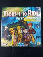 Ticket To Ride: First Journey Days of Wonder