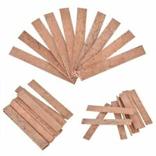 10X Professional Natural Neck Cork Sheet Clarinet Joint Pad For Saxophone Fine