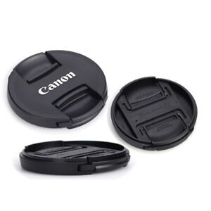 E58mm Camera Front Lens Cap Cover Snap-clips For Canon lenses with 58mm Thread
