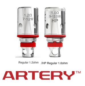 (5-Pack) Authentic Artery HP Core / 1.2 / 0.7 Mesh / Coils