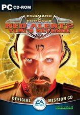 Command & CONQUER RED ALERT 2: Yuri'S REVENGE (PC CD), ottima Windows 98, Win