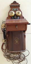 Antique Erricson Wall Phone