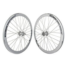 700C Alloy Fixed Gear/Freewheel Double Wall Wheel Pair SL/MSW - PAIR