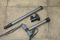 CULLMANN MONOPOD with BALL HEAD and CHEST SUPPORT Attachment