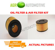 PETROL SERVICE KIT OIL AIR FILTER FOR BMW 318I 2.0 143 BHP 2001-06