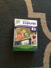Brand New Leapfrog Leapster Explorer Camera And Video Recorder Boys & Girls