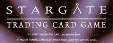 STARGATE TCG SG1 Disadvantaged #224 & Harsh Conditions #239