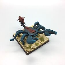 WARHAMMER AGE OF SIGMAR TOMB KINGS UNDEAD TOMB SCORPION METAL PAINTED