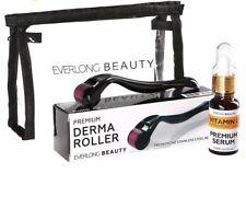Derma Roller Vitamin C Serum 0.3mm  Needling Instrument Face Skin Massage