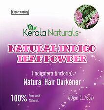 Indigo Leaf Powder - Organic - 100 gm - Free Shipping worldwide
