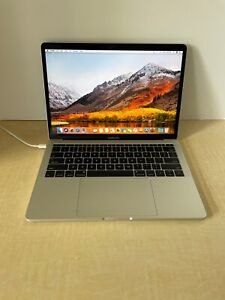 """2017 13"""" Apple Macbook Pro 2.3GHz i5/8GB RAM AS-IS for Parts or Repair"""