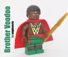 LEGO Custom -- Brother Voodoo -- Marvel Super heroes minifigures