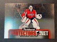 2016-17 Parkhurst Protectors Of The Net Braden Holtby Washington Capitals