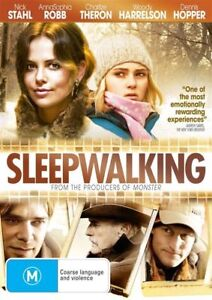 Sleepwalking DVD (PAL, 2010) FREE POST