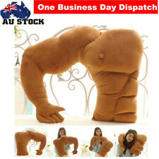 Boyfriend Arm Pillow Plush Toys Soft Stuffed Muscle Arm Sleeping Hug Pillow Toy