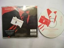 RAGE AGAINST THE MACHINE Guerrilla Radio – 1999 UK CD2 LTD ED NO'D – Hard Rock