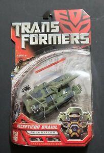 Transformers 2007 Movie Deluxe Class Brawl Tank New Hasbro
