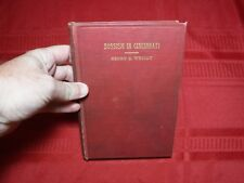 Bossism in Cincinnati- Henry C. Wright, 1905, Illustrated, 1st Edition, RARE