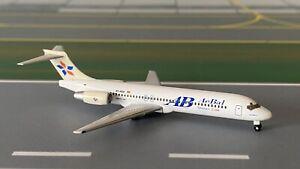 Boeing 717-200 Spanair Link AeBal Aerolineas de Baleares 1:500 OVP Herpa Wings