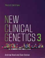 New Clinical Genetics, third edition by Andrew Read 9781907904677   Brand New
