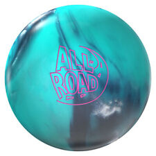 "New 15# Storm All-Road Bowling Ball with 4-5"" pin"
