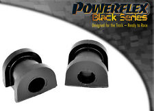 Powerflex BLACK Poly Bush For Subaru Forester Front Anti Roll Bar Bush 21mm