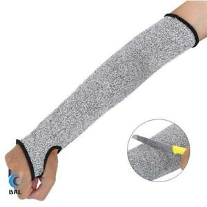Cut Resistant Arm Guard Self-defense Protective Gear Safety Anti-cutting Sleeve