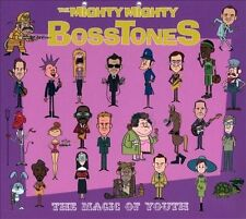 The  Magic of Youth [Digipak] by The Mighty Mighty Bosstones (CD, Dec-2011,...
