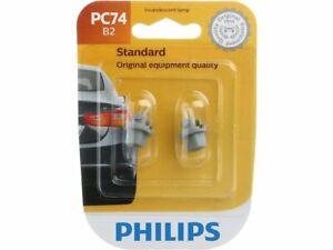 For 1997-1999 Pontiac Trans Sport Instrument Panel Light Bulb Philips 19123XM