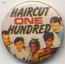 Haircut 100 Hundred Badge Button #2BASEDBASED