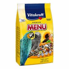 Vitakraft Premium Menu pour Perroquets 3kg Nourriture Oiseau sans Sucre