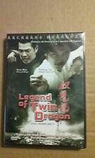 Legend of Twin Dragon aka Shuang Long Ji - Brand NEW DVD -Yen Biao - Nicholas Ts