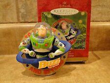 Hallmark Keepsake Ornament 2000 Toy Story 2 Buzz Lightyear Ornament