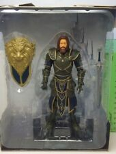 "Lothar Warcraft Movie Series 6"" New Loose Unplayed Figure 2016 Jakks Pacific"