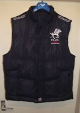 Geographical Norway Gilet Bodywarmer Vest Mens Size L Sport Collection Polo Dept