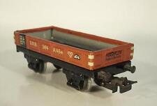 Märklin H0 364 Niederbordwagen Güterwagen Serie 800 ca. 40er Jahre Nr.3 #522